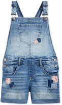 Jessica Simpson Denim Overalls, Big Girls (7-16)