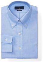 Polo Ralph Lauren Non-Iron Standard Fit Button-Down Collar Solid Oxford Dress Shirt