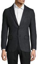 Michael Kors Minimalistic Buttoned Jacket
