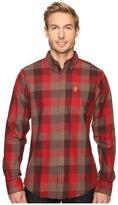 Fjäll Räven Övik Big Check Shirt Long Sleeve