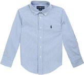 Ralph Lauren Blake pinstriped cotton shirt 2 - 4 years