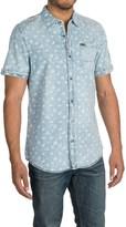 Buffalo David Bitton Samson Shirt - Short Sleeve (For Men)