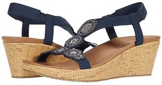 Skechers Beverlee - Date Glam (Black) Women's Shoes
