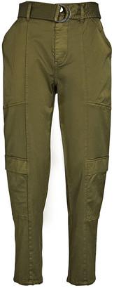 J Brand Athena Surplus Cropped Pants