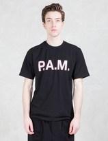 PAM Logo Handmaiden S/S T-shirt
