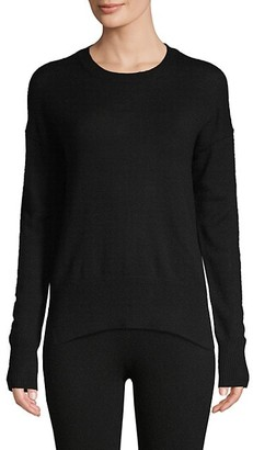 Amicale High-Low Cashmere Sweater