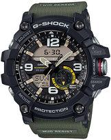 G-Shock Green Strap Watch