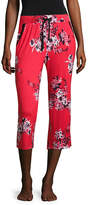Asstd National Brand Capri Pajama Pants