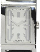 Bulgari Rettangolo Stainless Steel Automatic 26mm Mens Watch