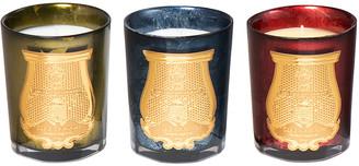 Cire Trudon Travel Candle Set in Gabriel, Nazareth & Fir | FWRD