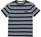 Soulcal Stripe T Shirt Junior Boys