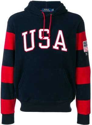 Polo Ralph Lauren USA hoodie
