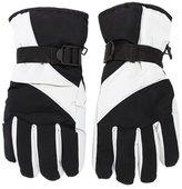 Men Ski Gloves - SODIAL(R) Men Ski Gloves Thermal Waterproof For Winter Outdoor Sports Snowboard