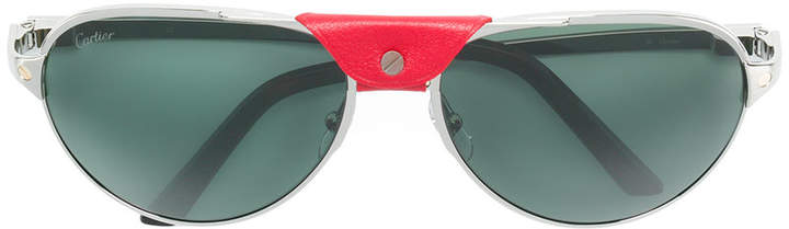 Cartier Santos de sunglasses