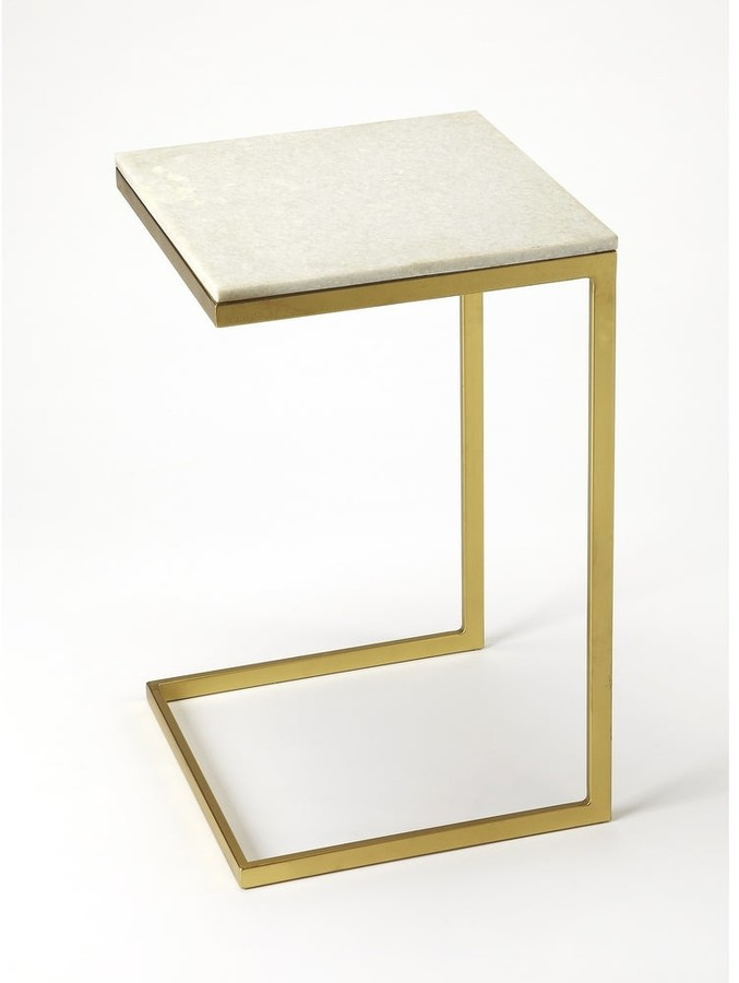 Thumbnail for your product : Butler Handmade Lawler Modern End Table