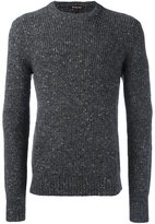 MICHAEL Michael Kors crew neck jumper - men - Nylon/Viscose/Wool - XL