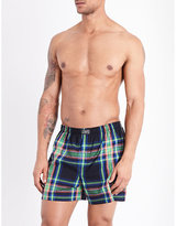 Polo Ralph Lauren Plaid Cotton Boxer Shorts