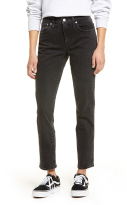 Madewell Tomboy Straight Leg Jeans