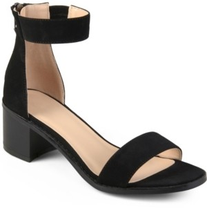 Journee Collection Women's Percy Sandals Women's Shoes