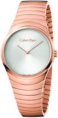 Calvin Klein Women's Whirl Watch
