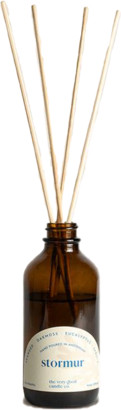 The Very Good Candle Company - Essential Oils Reed Diffuser 90 ml - Stormur - 90 ml