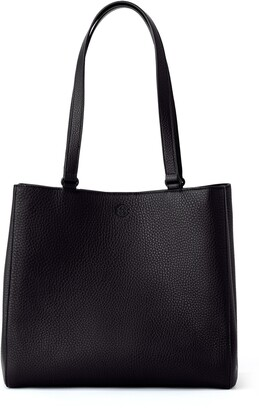 Dagne Dover Medium Allyn Leather Tote