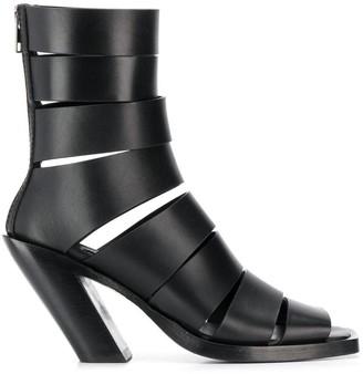 Ann Demeulemeester open-toe sandals