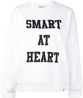 Carhartt Eason slogan sweatshirt - women - Cotton/Polyester - XS