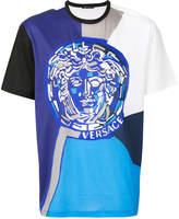 Versace patterned Medusa T-shirt