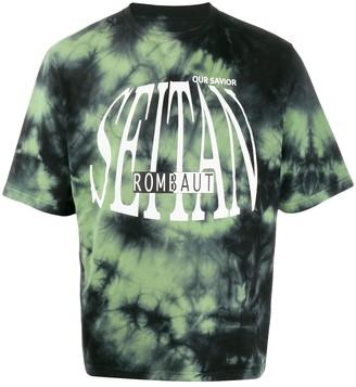 Rombaut Seitan tie-dye T-shirt