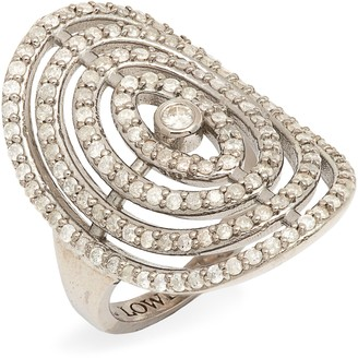 Sheryl Lowe Eternity Circle Ring