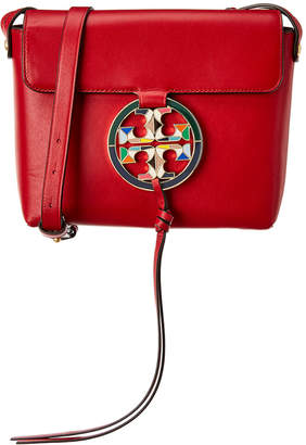 Tory Burch Miller Stained Glass Leather Crossbody