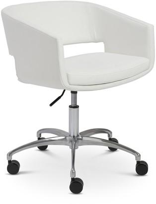 Apt2B Kasra Office Chair WHITE