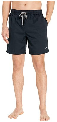 Speedo Redondo Volley 18 Black) Men's Swimwear