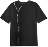 Haider Ackermann - Slim-fit Printed Cotton-jersey T-shirt
