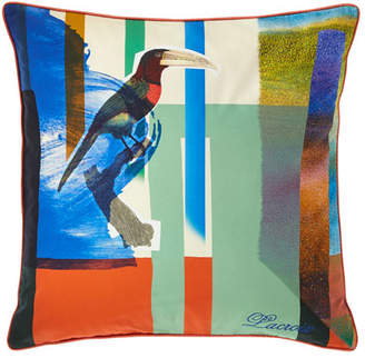 Christian Lacroix Toucan Mix Pillow