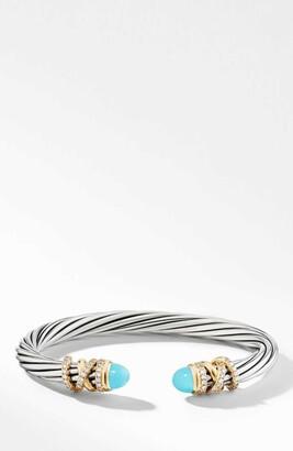 David Yurman Helena Bracelet with Diamonds