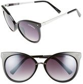 Steve Madden Women&s Cat-Eye Sunglasses