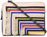 Lizzie Fortunato 'Safari' clutch - women - Leather - One Size