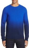 Lacoste Ombré Wool Crewneck Sweater
