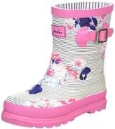 Joules Kids' Girls Baby Welly Rain Boot