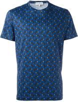 Salvatore Ferragamo bike print T-shirt - men - Cotton - S