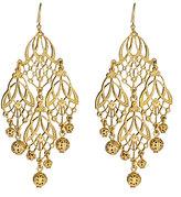 Ben Amun Filigree Chandelier Earrings