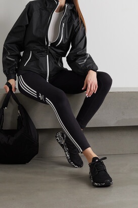 adidas by Stella McCartney Truepace Convertible Printed Recycled Ripstop Jacket