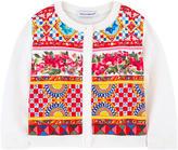Dolce & Gabbana Graphic cardigan