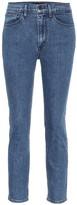 3x1 W4 high-rise skinny jeans