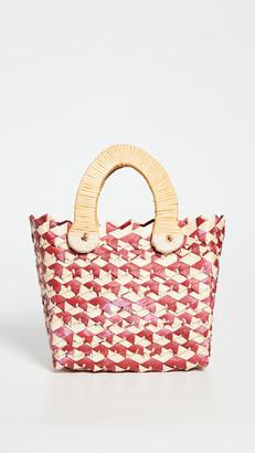 Nannacay Belle Mini Tote Bag