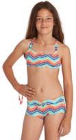 Billabong Girl's Ziggyland Tali Two-Piece Swimsuit