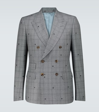 Gucci Signoria double-breasted blazer