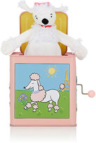 Jack Rabbit Creations JACK RABBIT CREATIONS POODLE JACK-IN-THE-BOX